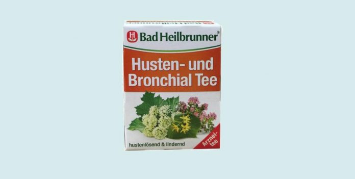 Bad Heilbrunner Husten - und Bronchial Tee